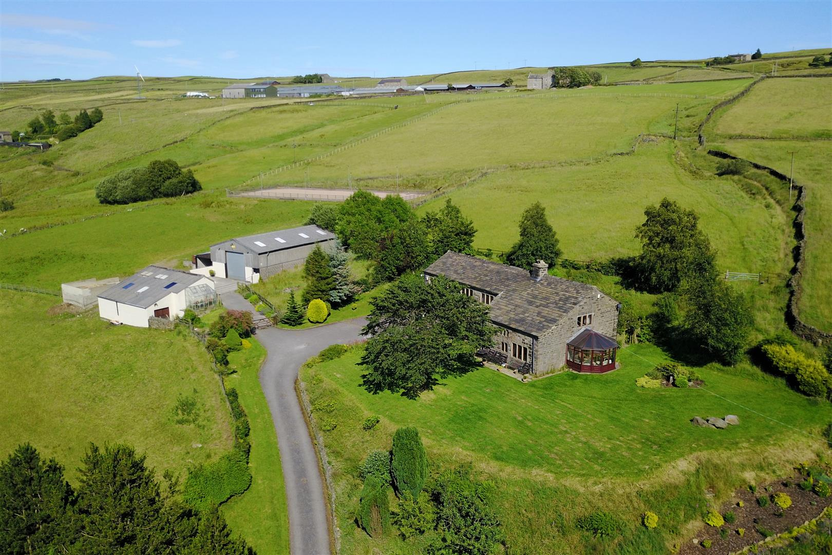 Dean Head Farm, Blackstone Edge Road, Cragg Vale, HX7 5TR